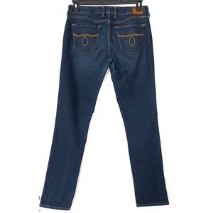 Lucky Brand Lola Straight Jeans - Size 8